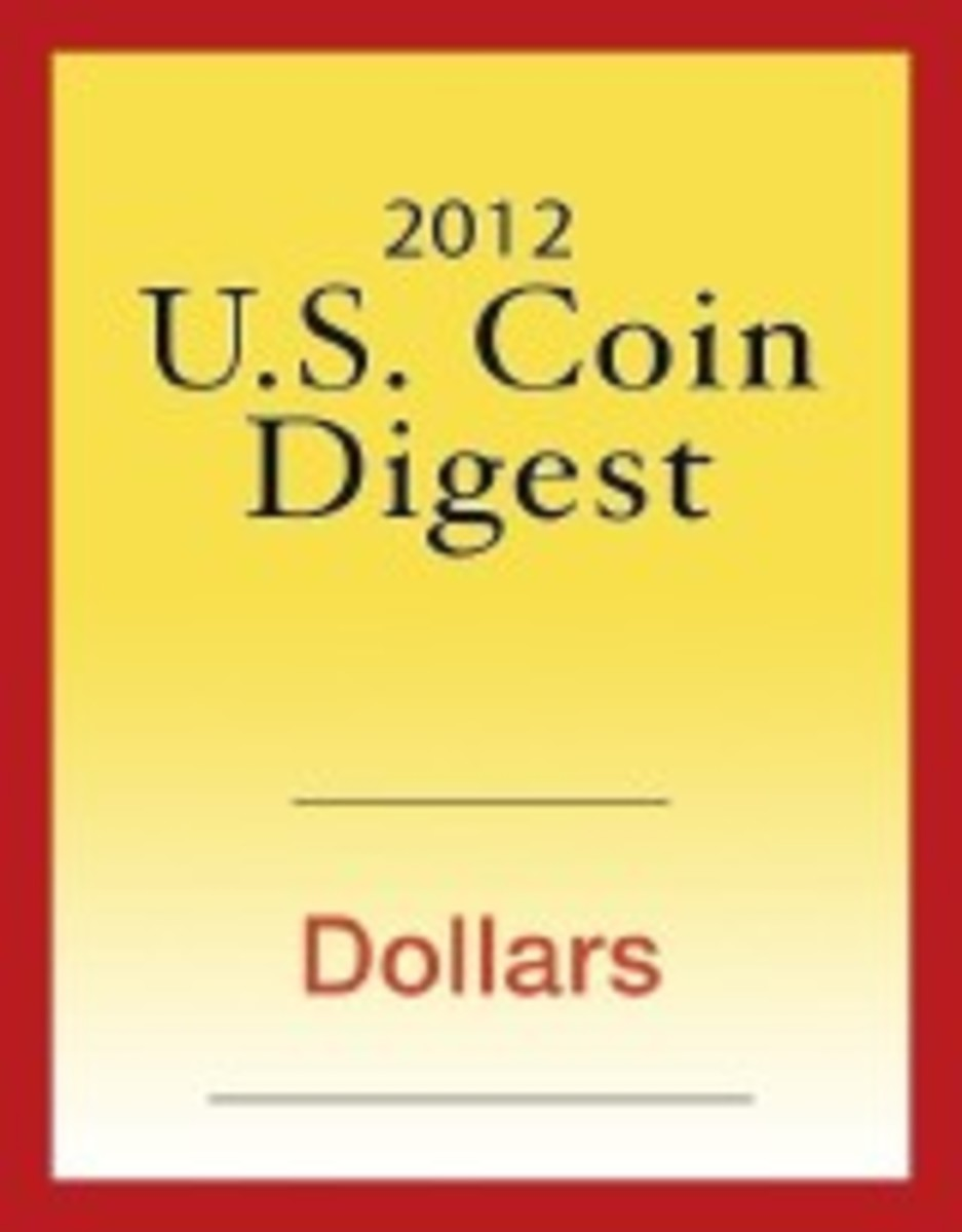 2012 U.S. Coin Digest: Dollars