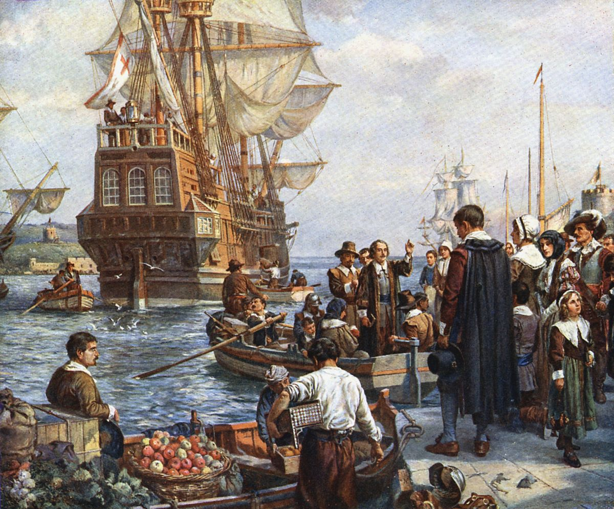 Mayflower 400th Anniversary