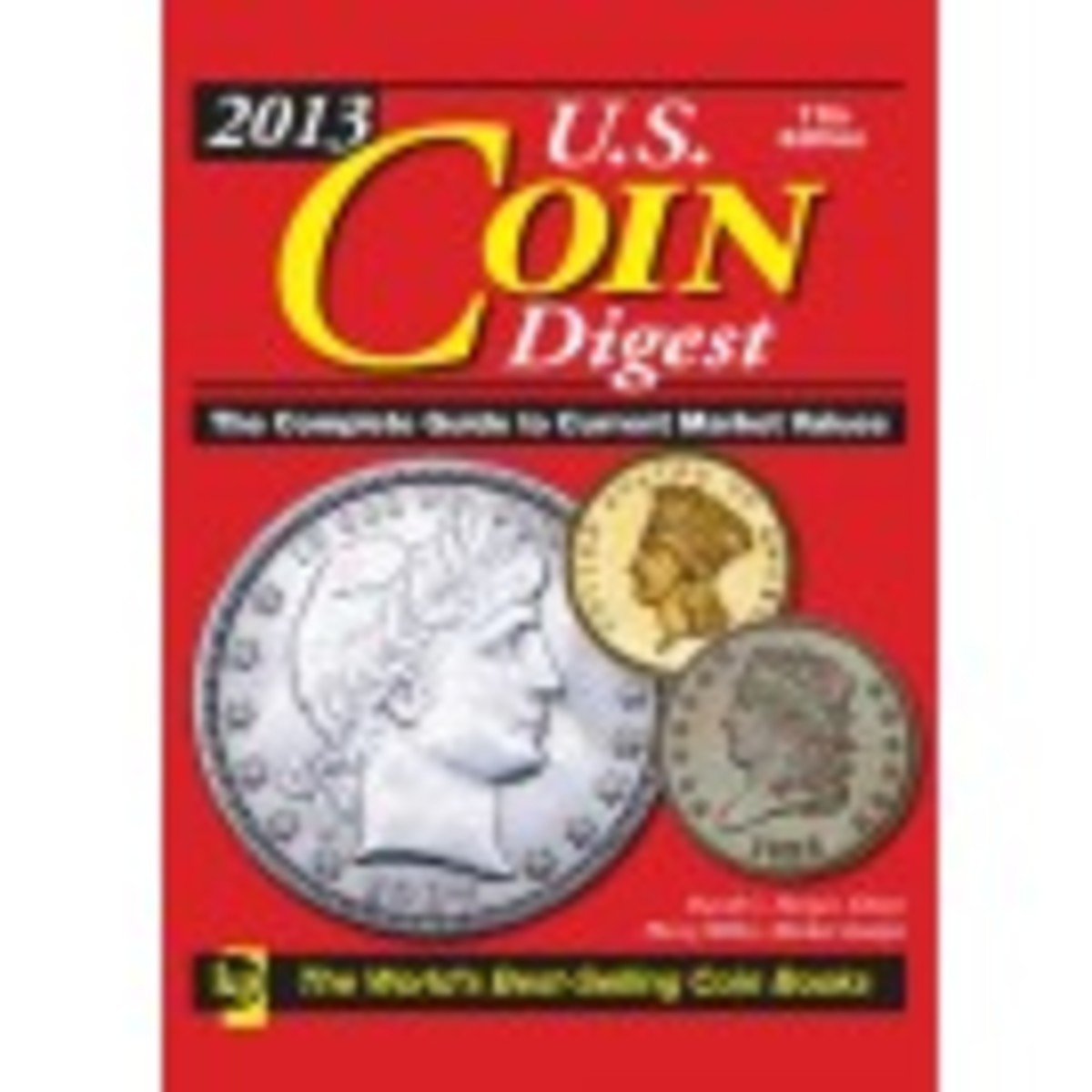 2013 U.S. Coin Digest, 11th Edition