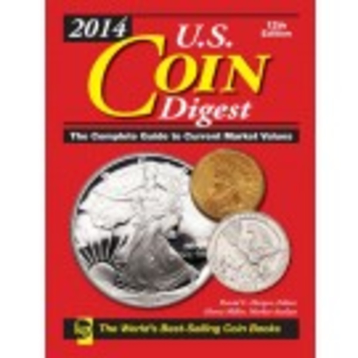2014 U.S. Coin Digest 12th Edition