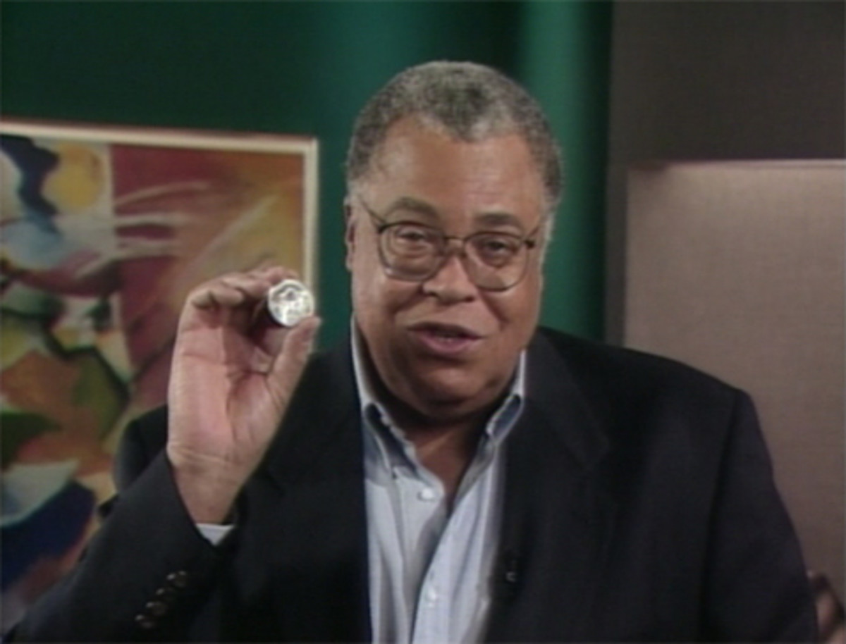 "Actor James Earl Jones narrates ""Money: History in Your Hands,"" which can now be accessed for free on the YouTube.com channel hosted by the Professional Numismatists Guild."