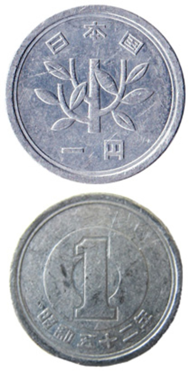 Japan's 1-yen coin appears to be on its way out permanently.