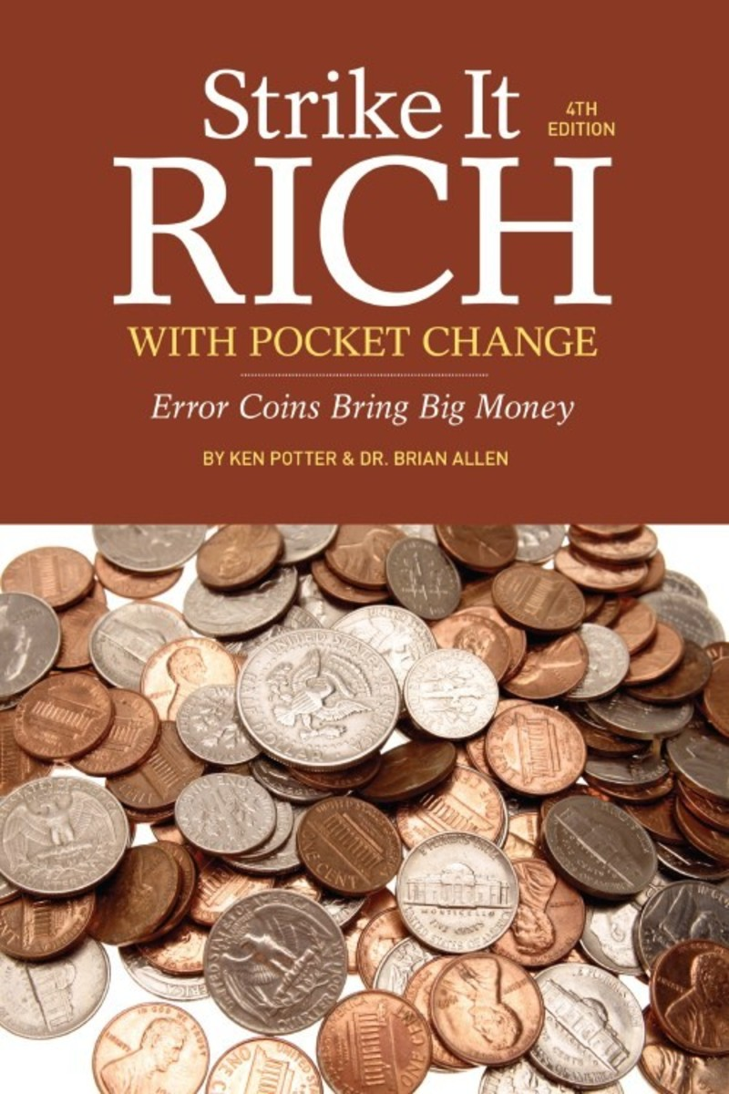 Interested in error coins? Check out Ken Potter and Dr. Brian Allen's latest edition of Strike It Rich with Pocket Change.