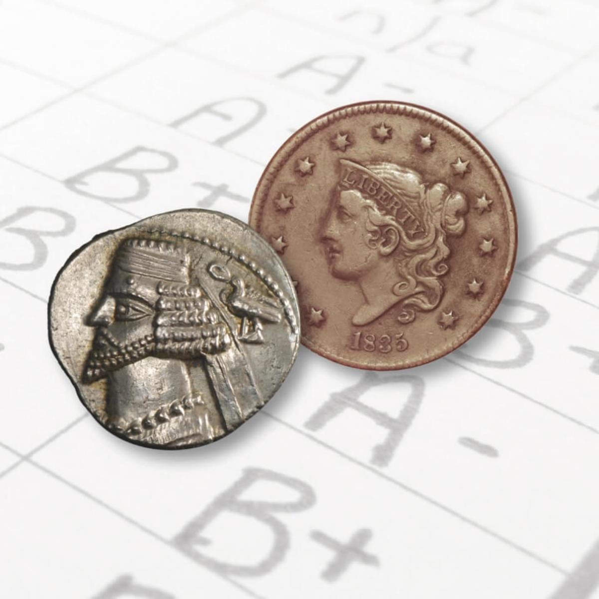 Coins for A's