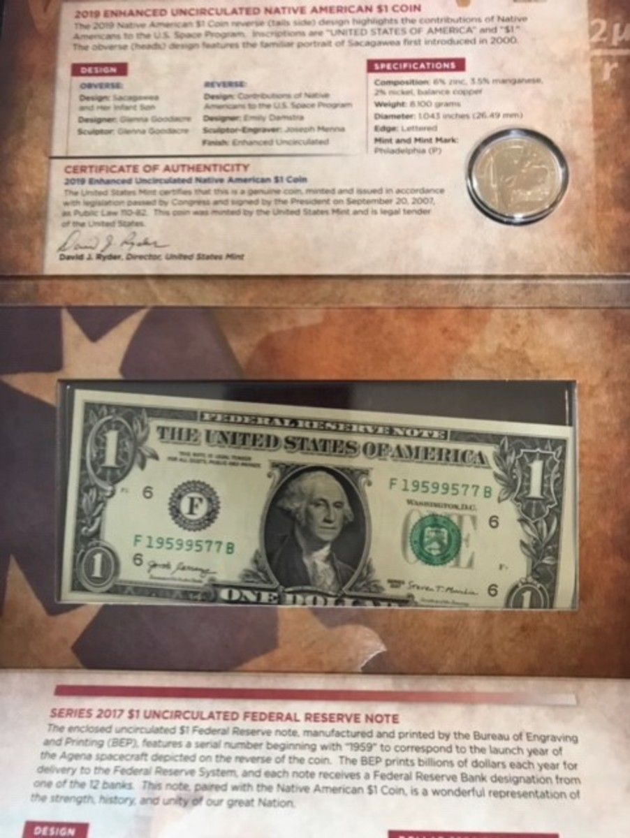 dollar set