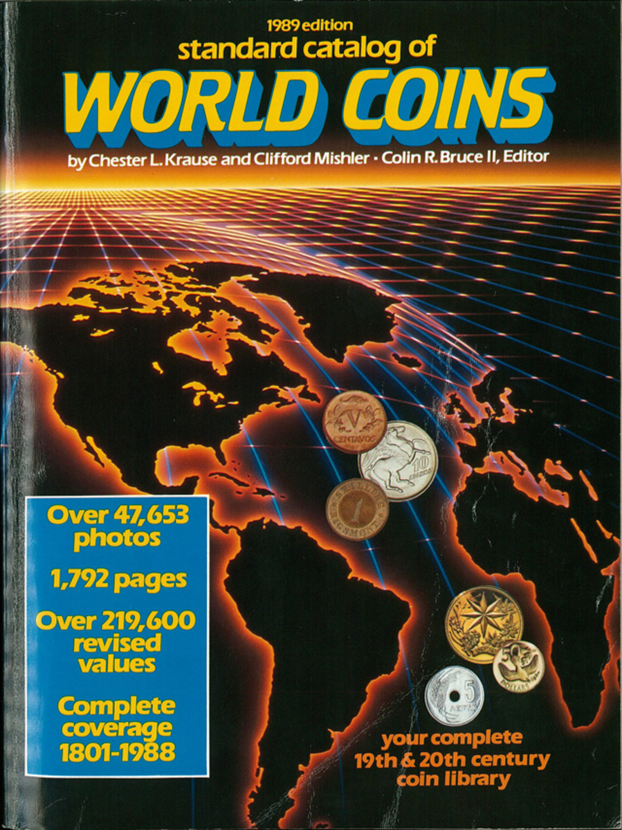 The 1988 Standard Catalog of World Coins