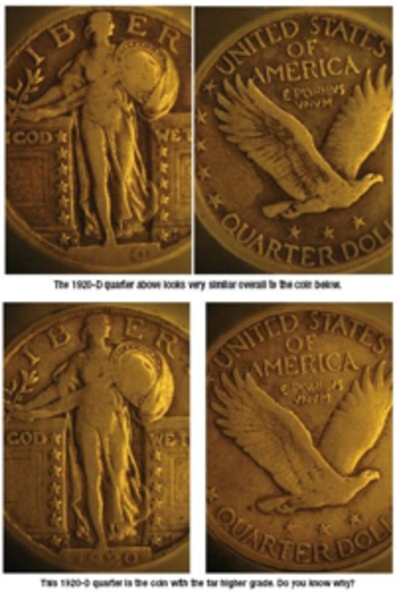 grading coins