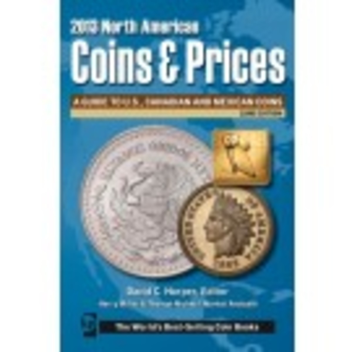 2013 North American Coins & Prices, 22nd Edition CD
