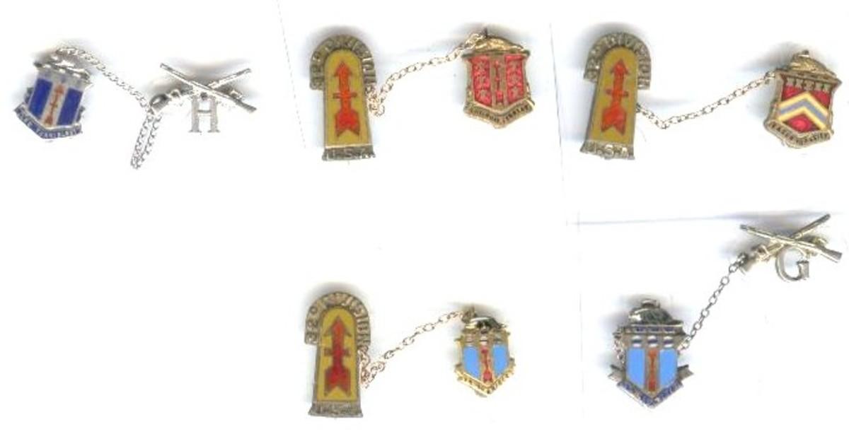 Miniature Sweet Heart Pins