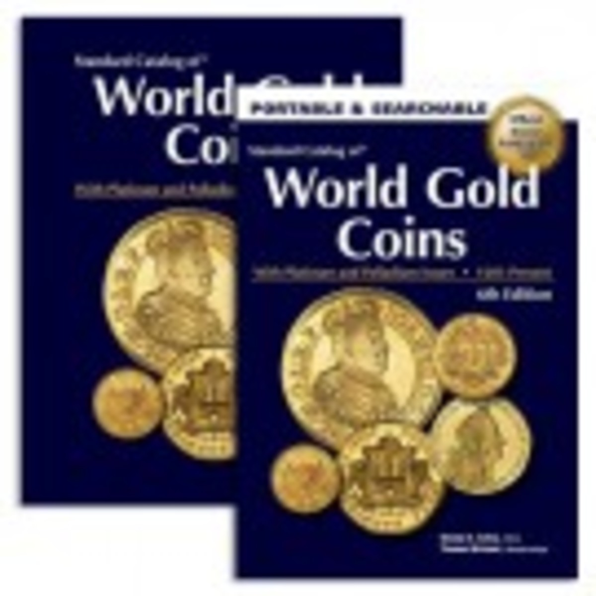 Covers more than 400 years of gold coins, from every region of the world!