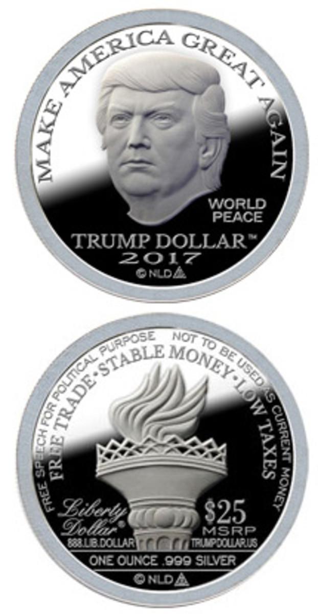 Trump Coin 2 Vert