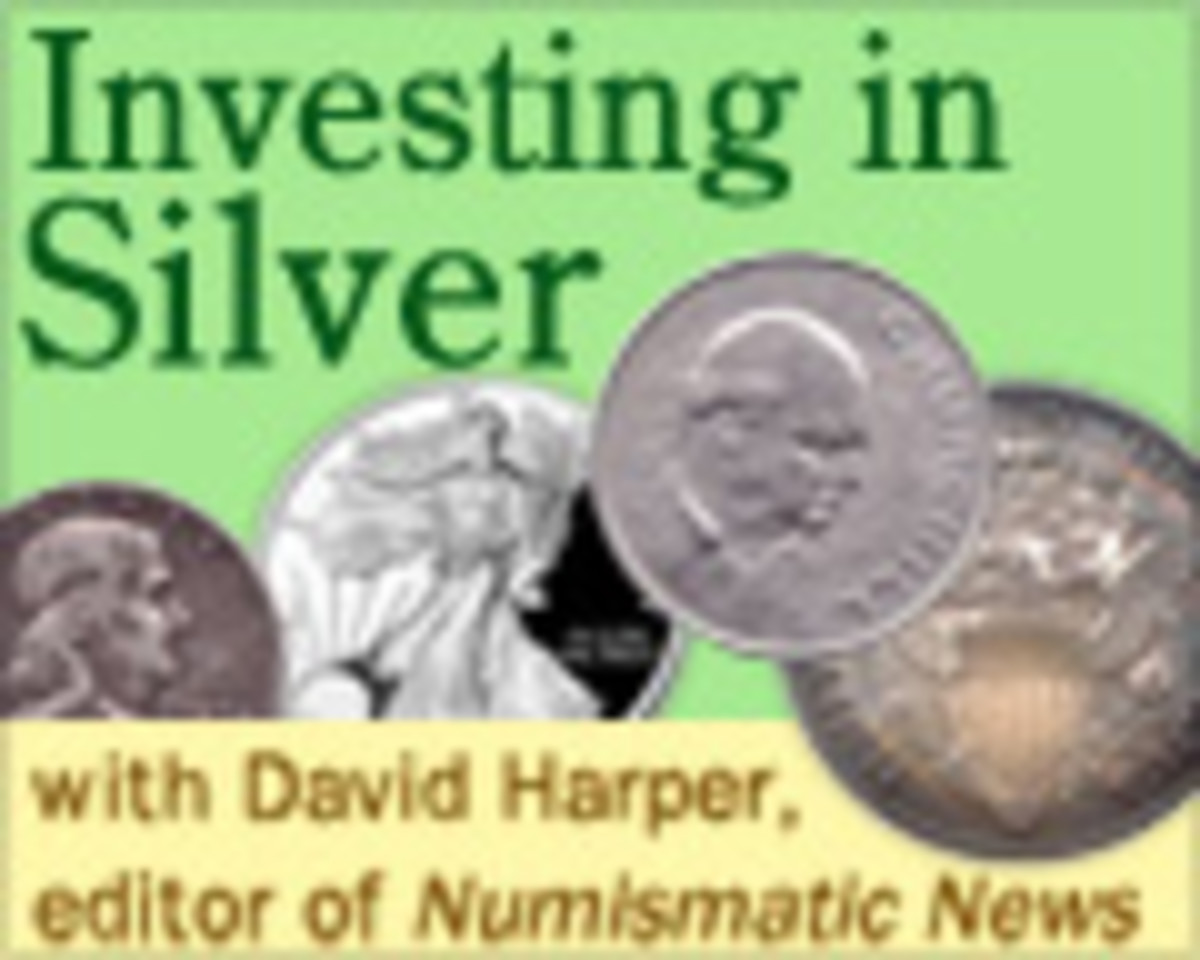 This online seminar recording presentation is a great source of sound answers to these, and many more questions about investing in silver.