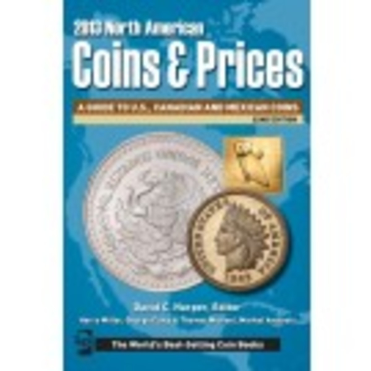 2013 North American Coins & Prices,