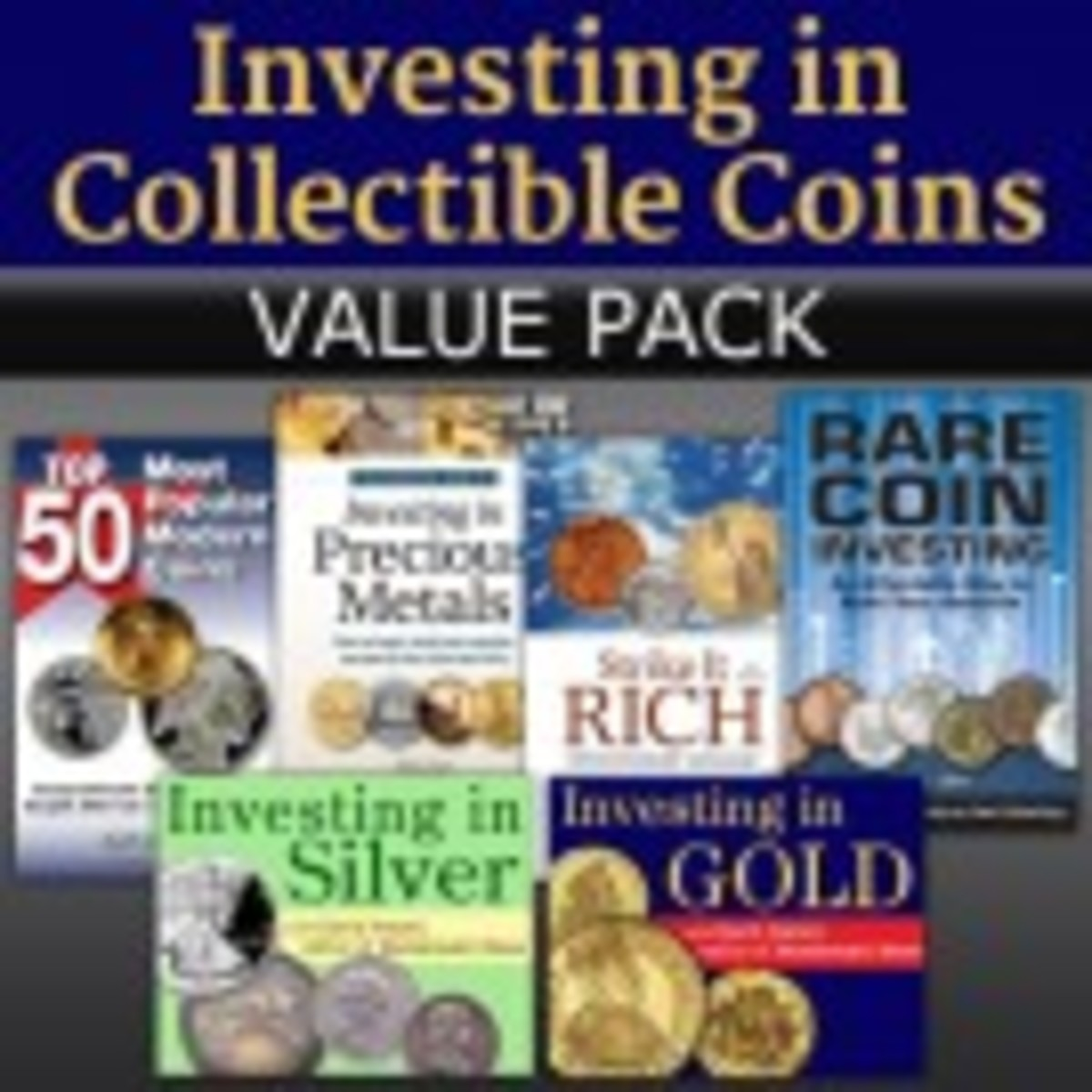 Investing in Collectible Coins Value Pack0