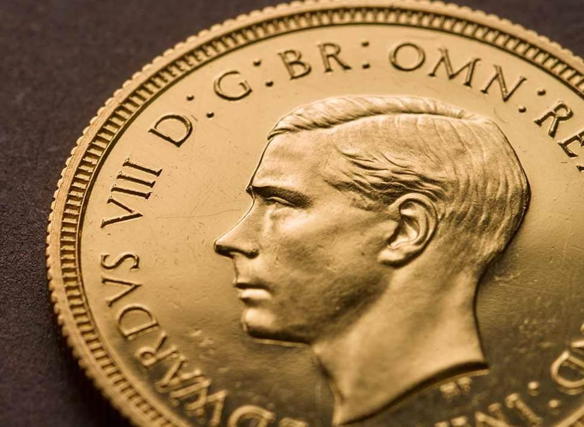 Image courtesy British Royal Mint.