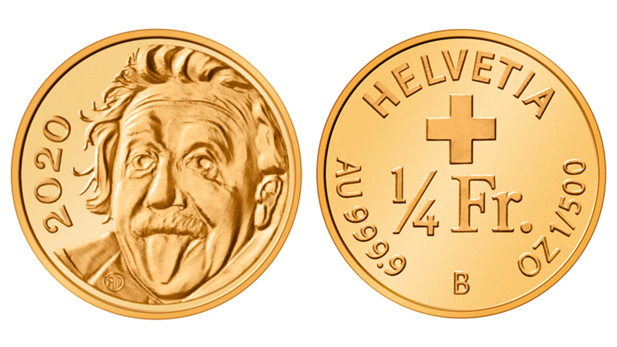 small gold coin