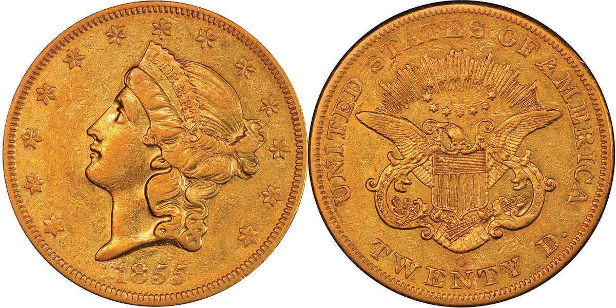 Lot 40. (All images courtesy Legend Rare Coins)