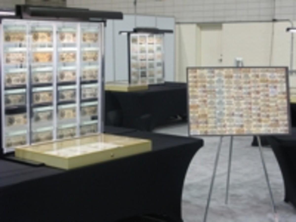 memphis paper money show