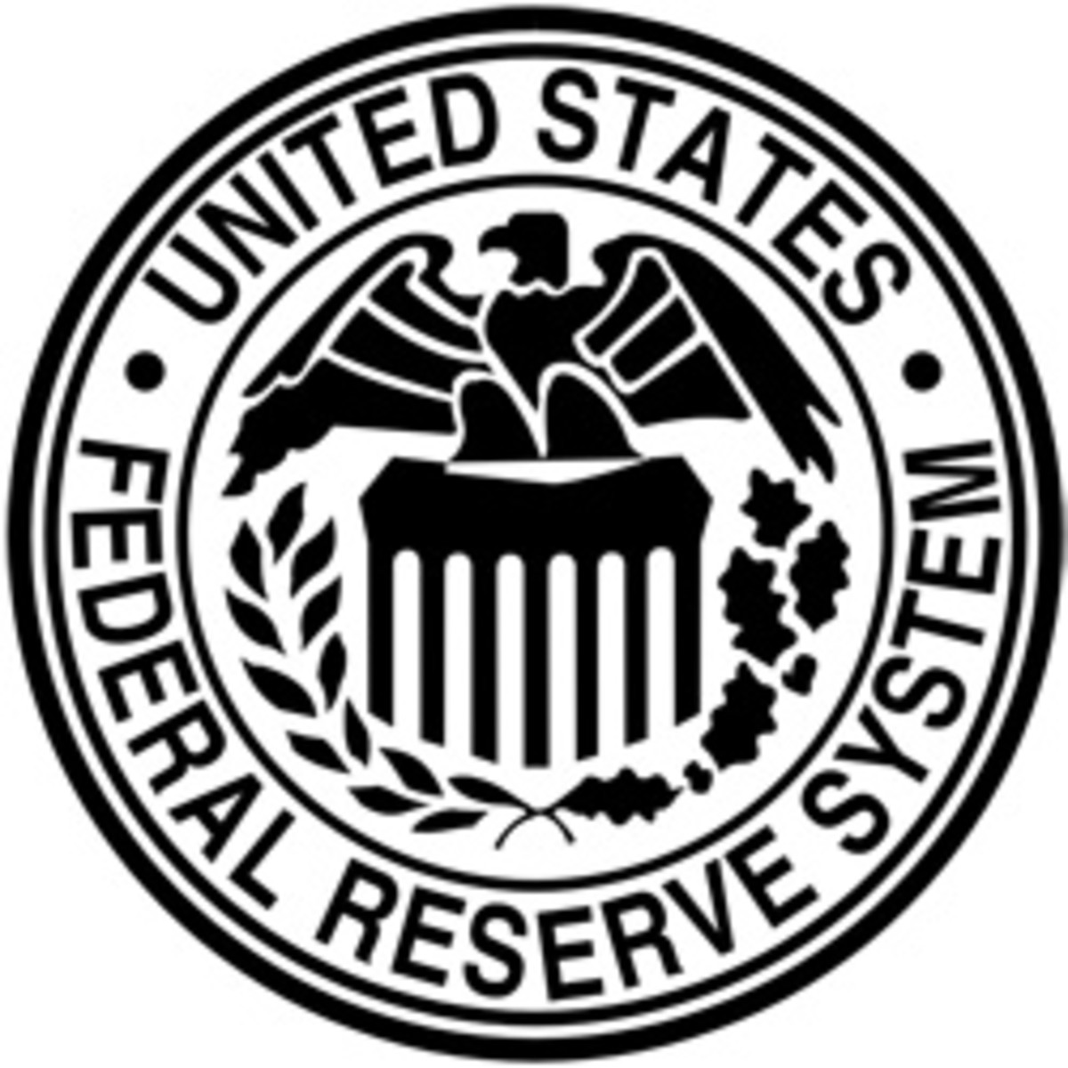 Seal of the United States Federal Reserve System.