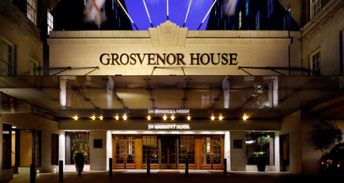 The sale will take place at the Grosvenor House