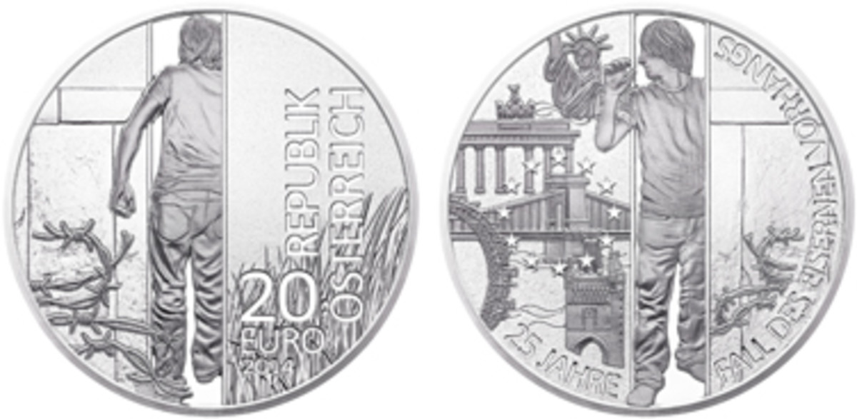 Austria's Best Silver Coin winner.