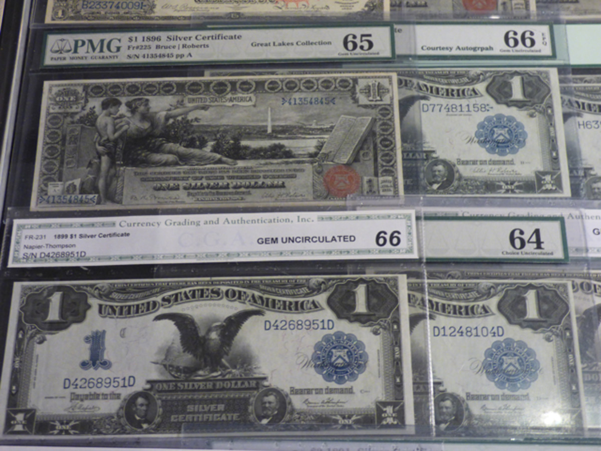 Plenty of collectible notes will be available at this year's Chicago Paper Money Expo.