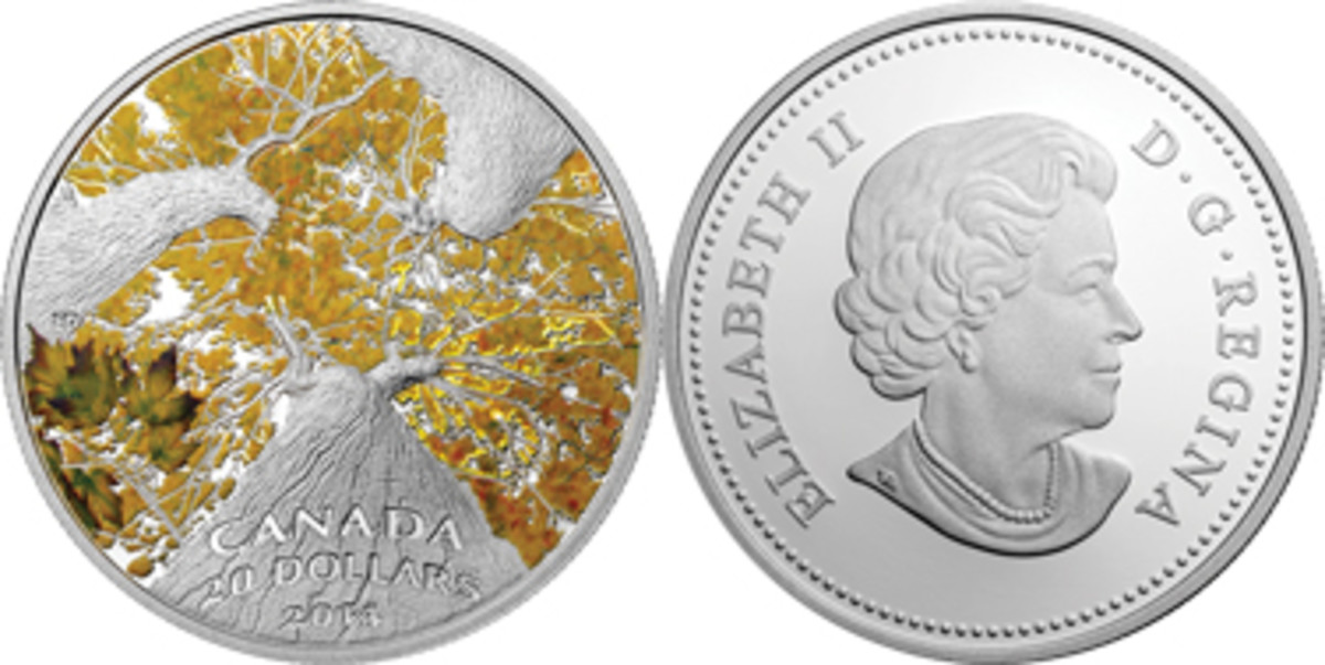 Canada's Best Crown Coin winner.