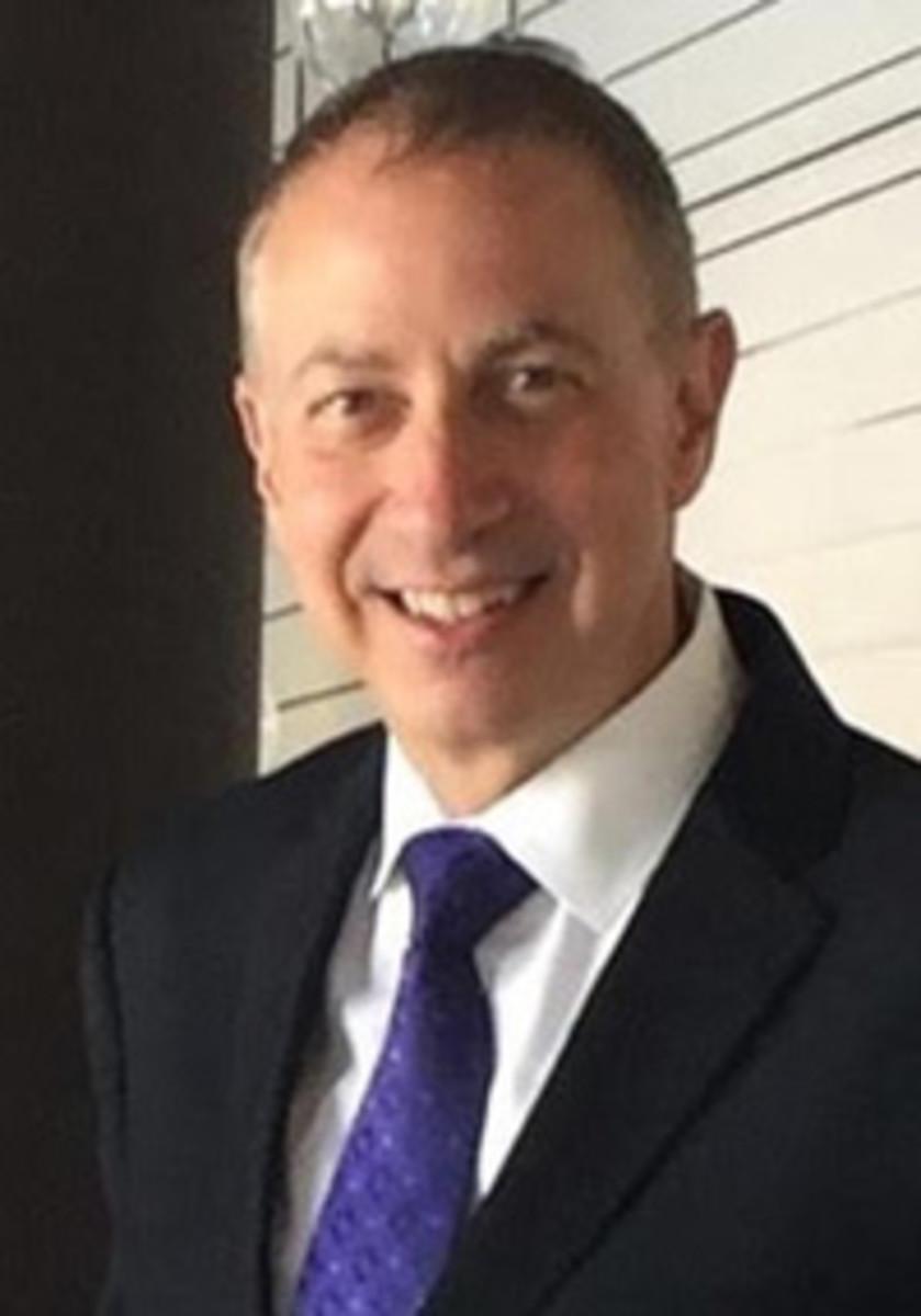 Greg Weinman, senior legal counsel