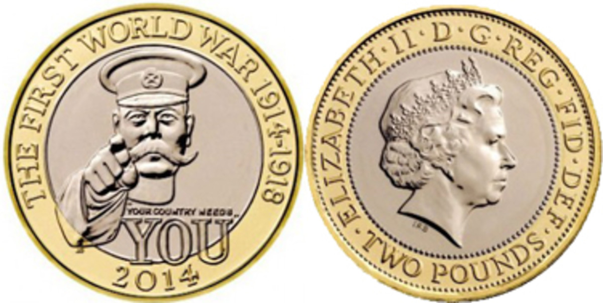 Great Britain's Best Circulating Coin winner.