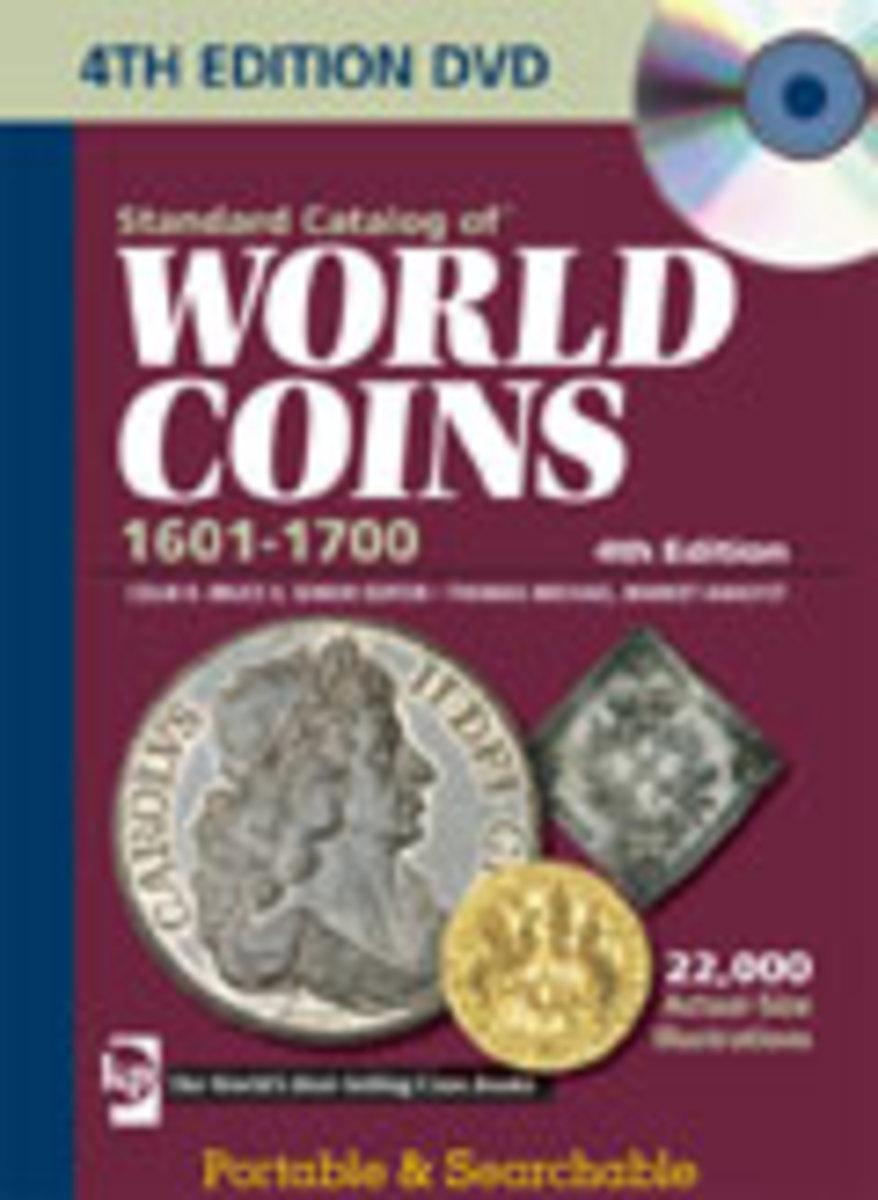 Standard Catalog of World Coins 1601-1700 CD