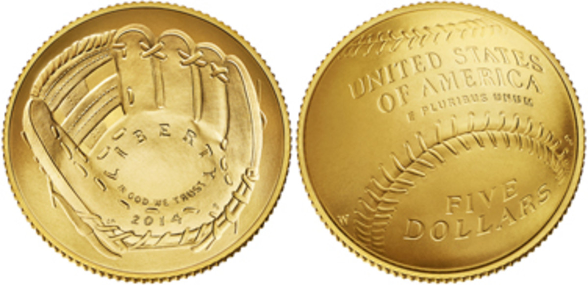 The United States' Best Gold Coin winner.