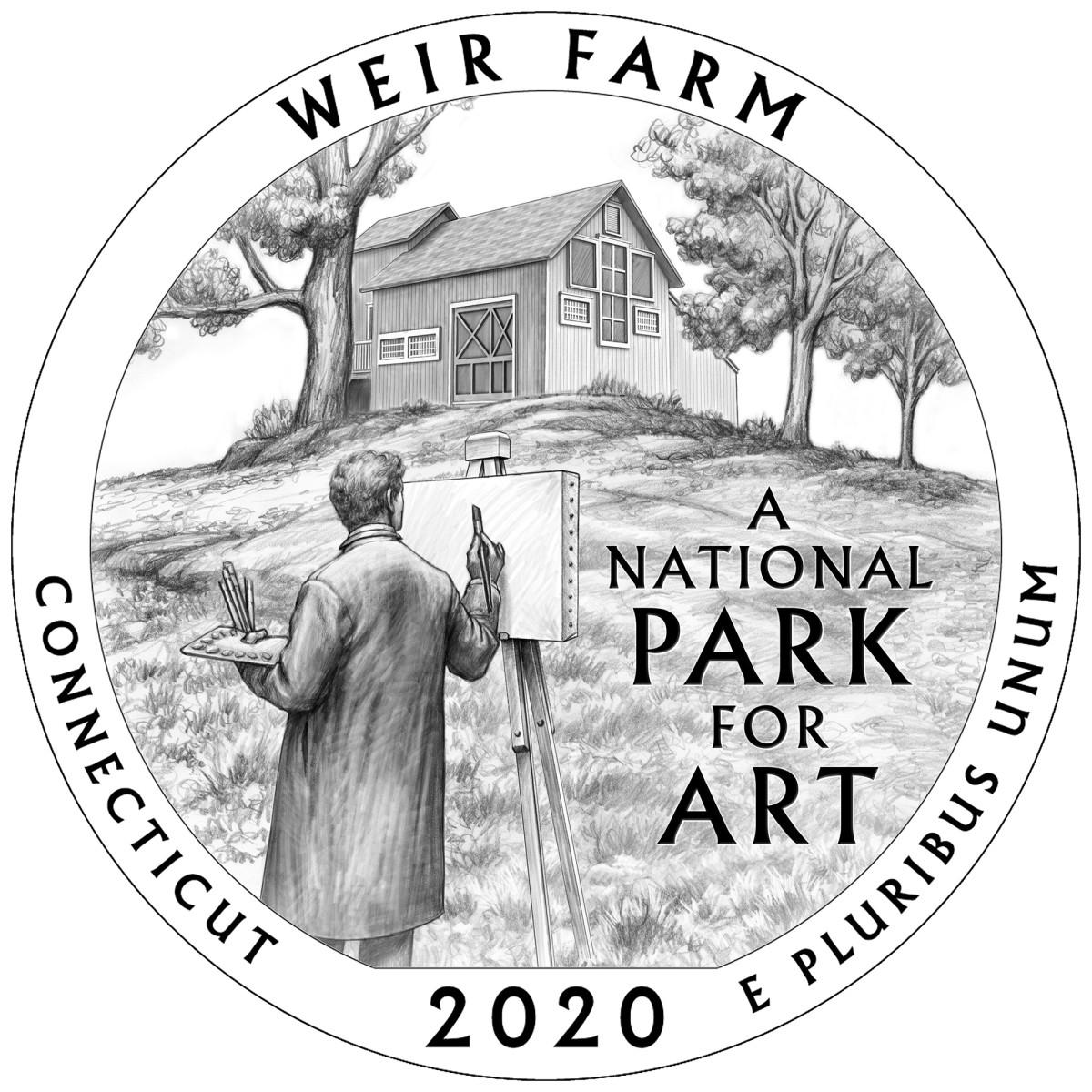 weir farm 2020