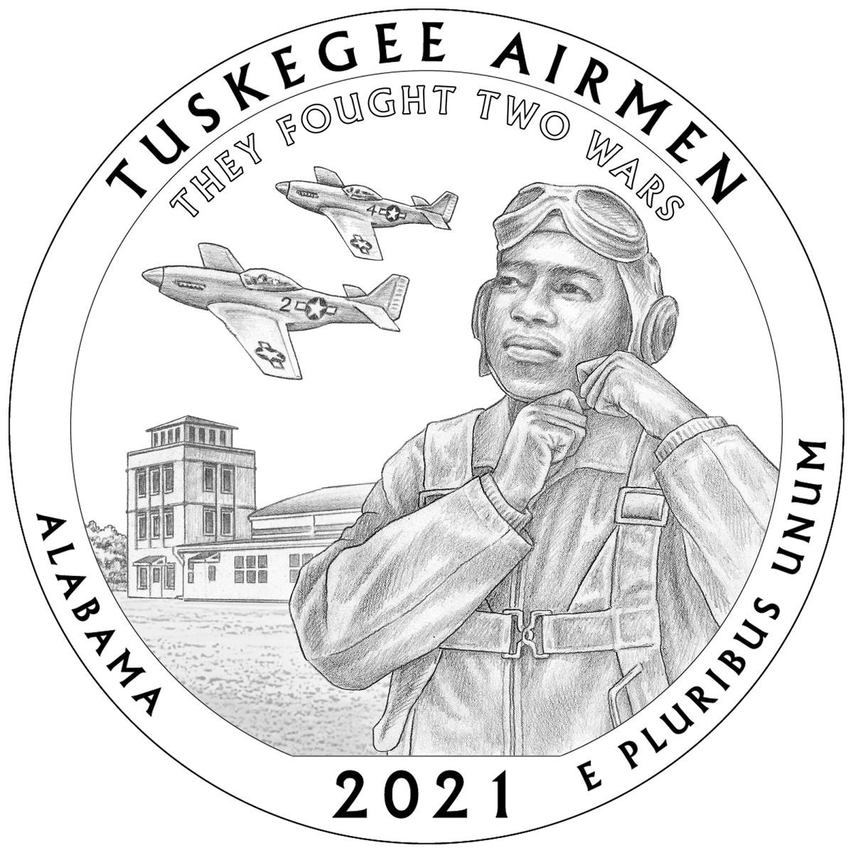Tuskeegee airmen 2021