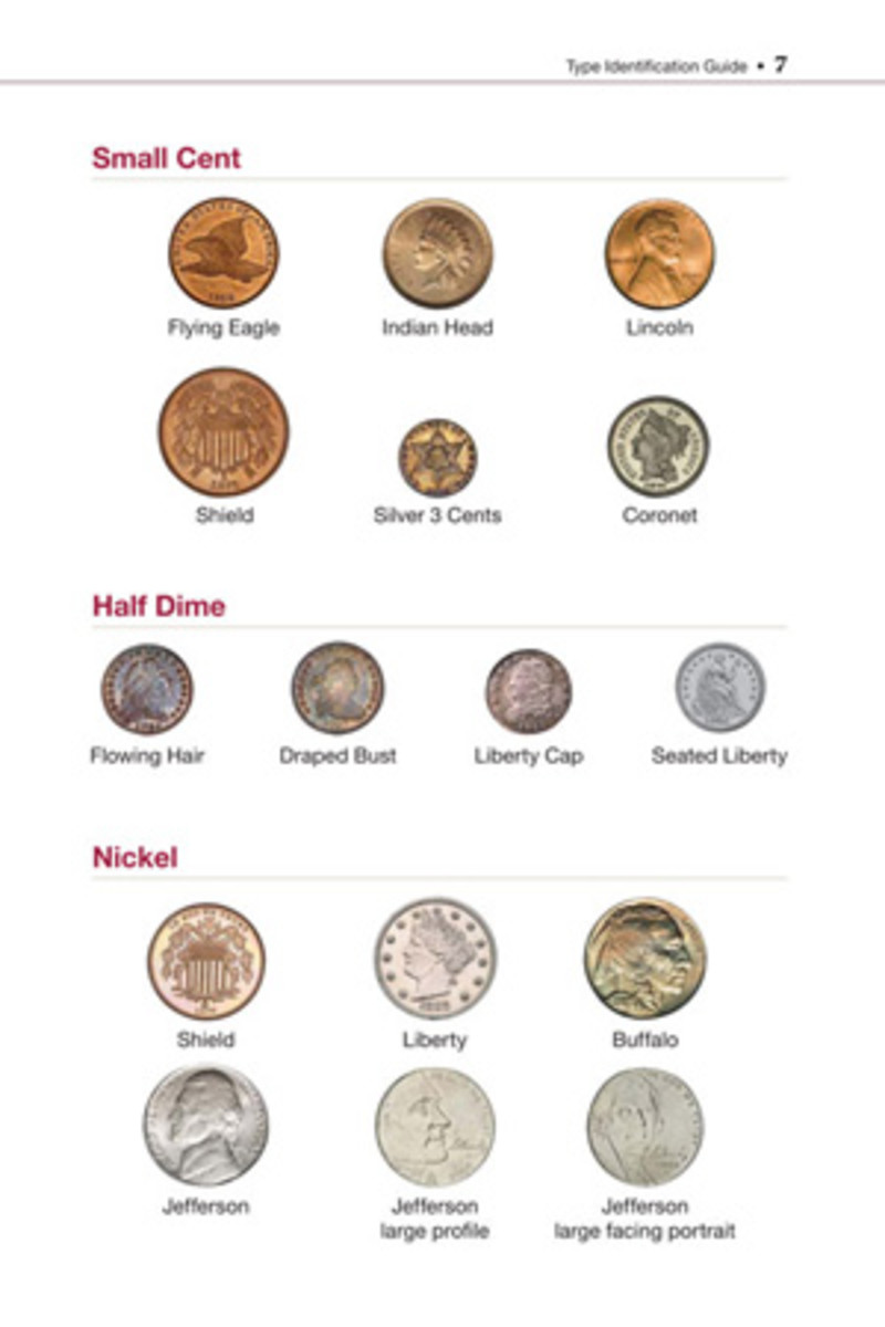A Coin Type Identification Guide is included in 'U.S. Coin Digest.'