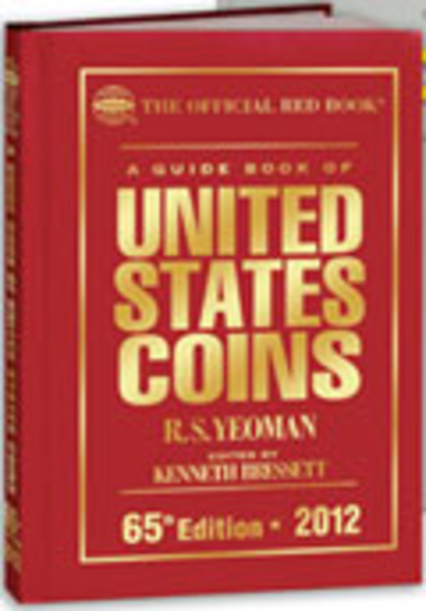 2012 Red Book: A Guide Book of Us Coins Hardcover