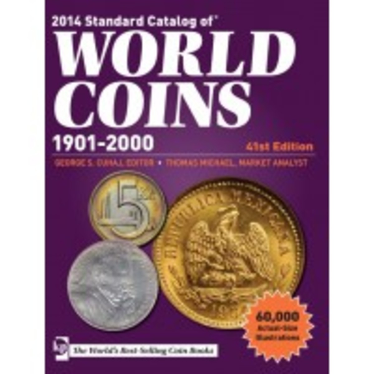 The Standard Catalog of World Coins, 1901-2000, offers invaluable information from identification to values. Order your copy today!