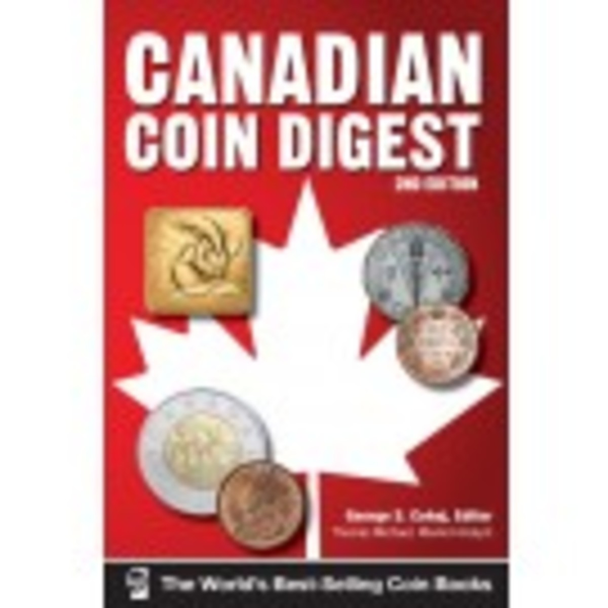 A grand overview of the coins of Canada while providing the greatest value of any guide on the market.