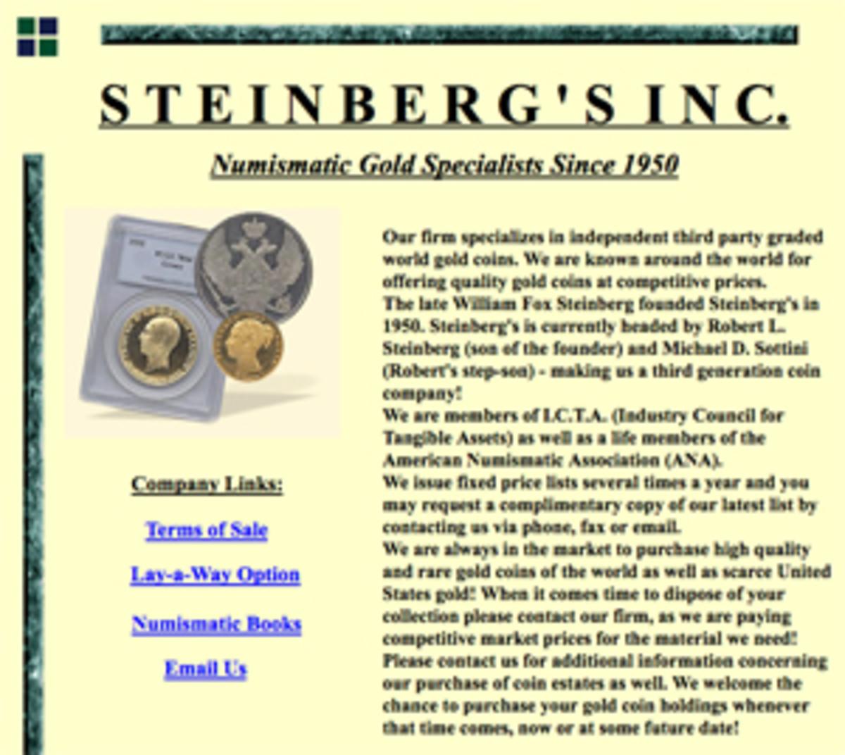 SteinbergsGoldList