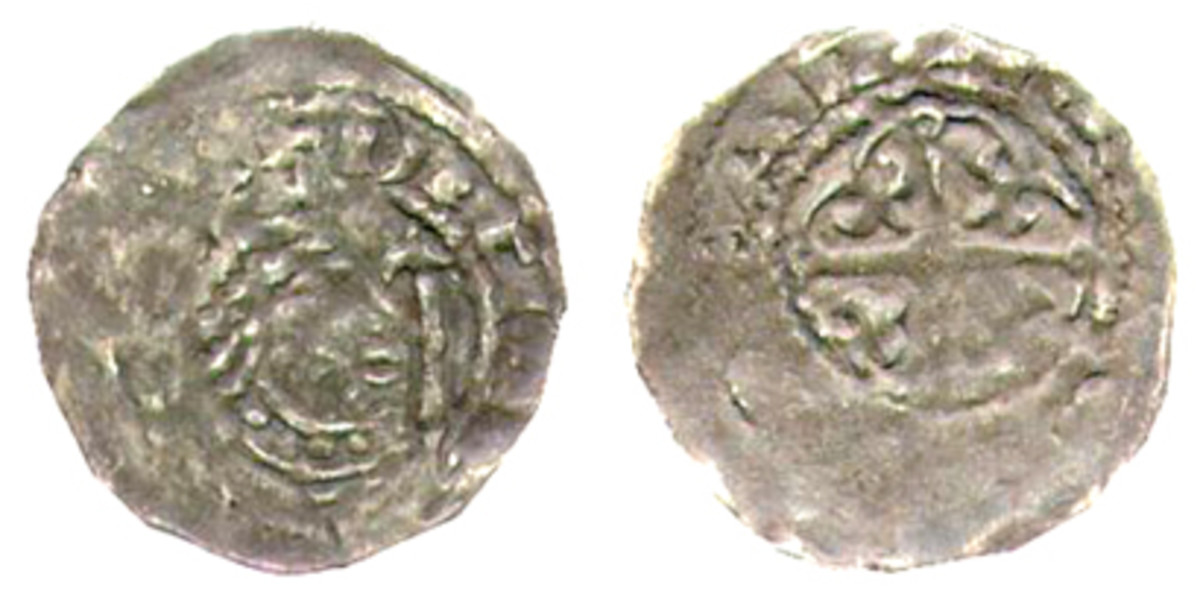 Empress Matilda penny struck at London by the moneyer Alfred. (St. James Auctions photo)