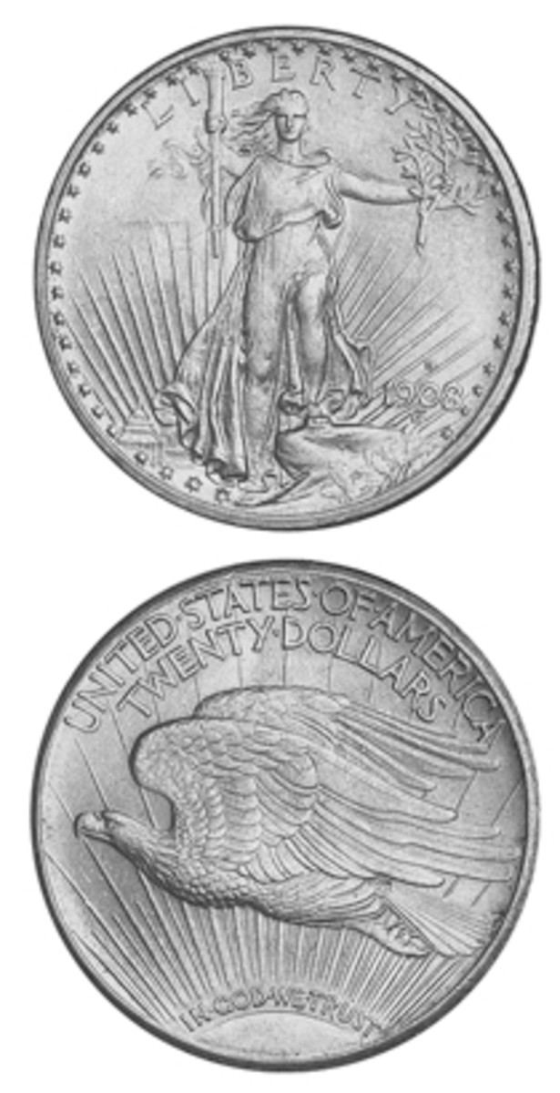 Although not widely collected at the time of its release, the 1908-S Saint-Gaudens double eagle supply is better than expected today as a number were shipped to Europe rather than melted.