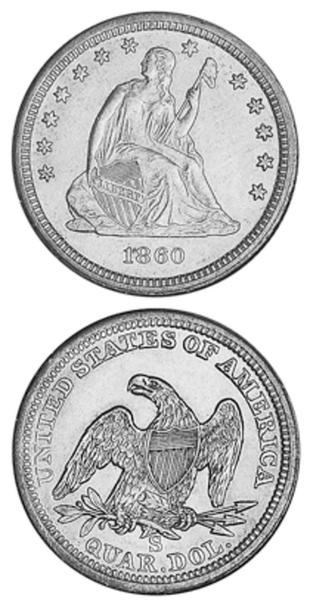 Its rich history as a relic of the Gold Rush, combined with its lower mintage, make the 1860-S Seated Liberty quarter both relatively affordable and a coin that is poised to keep rising in price.