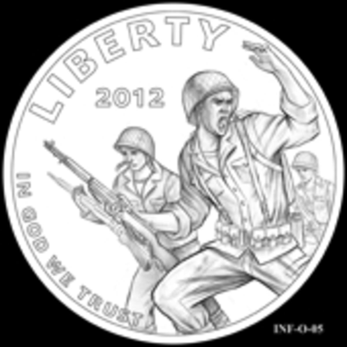 World War II Commemorative Coin