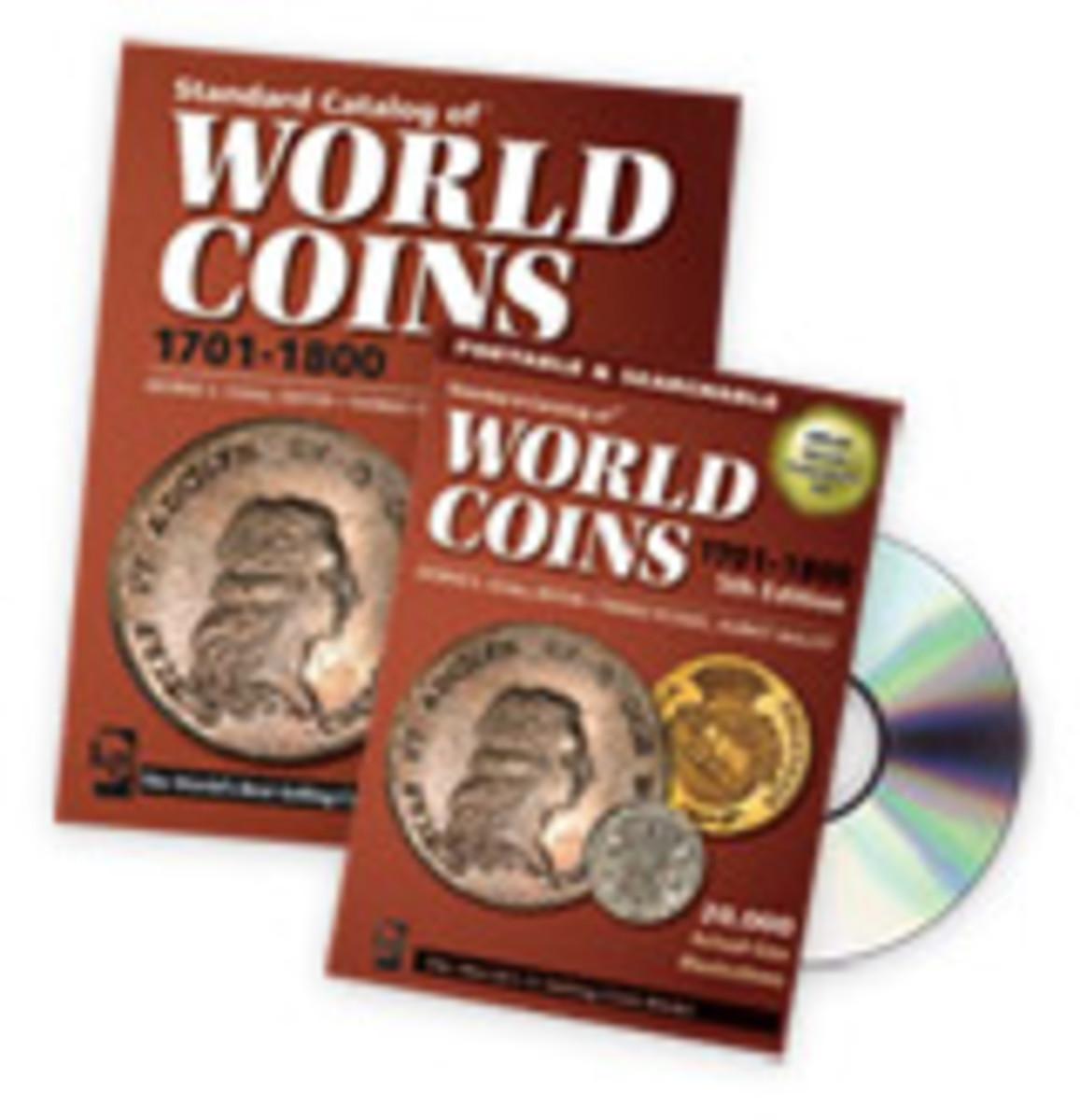 Standard Catalog of World Coins 1701-1800 Value Bundle