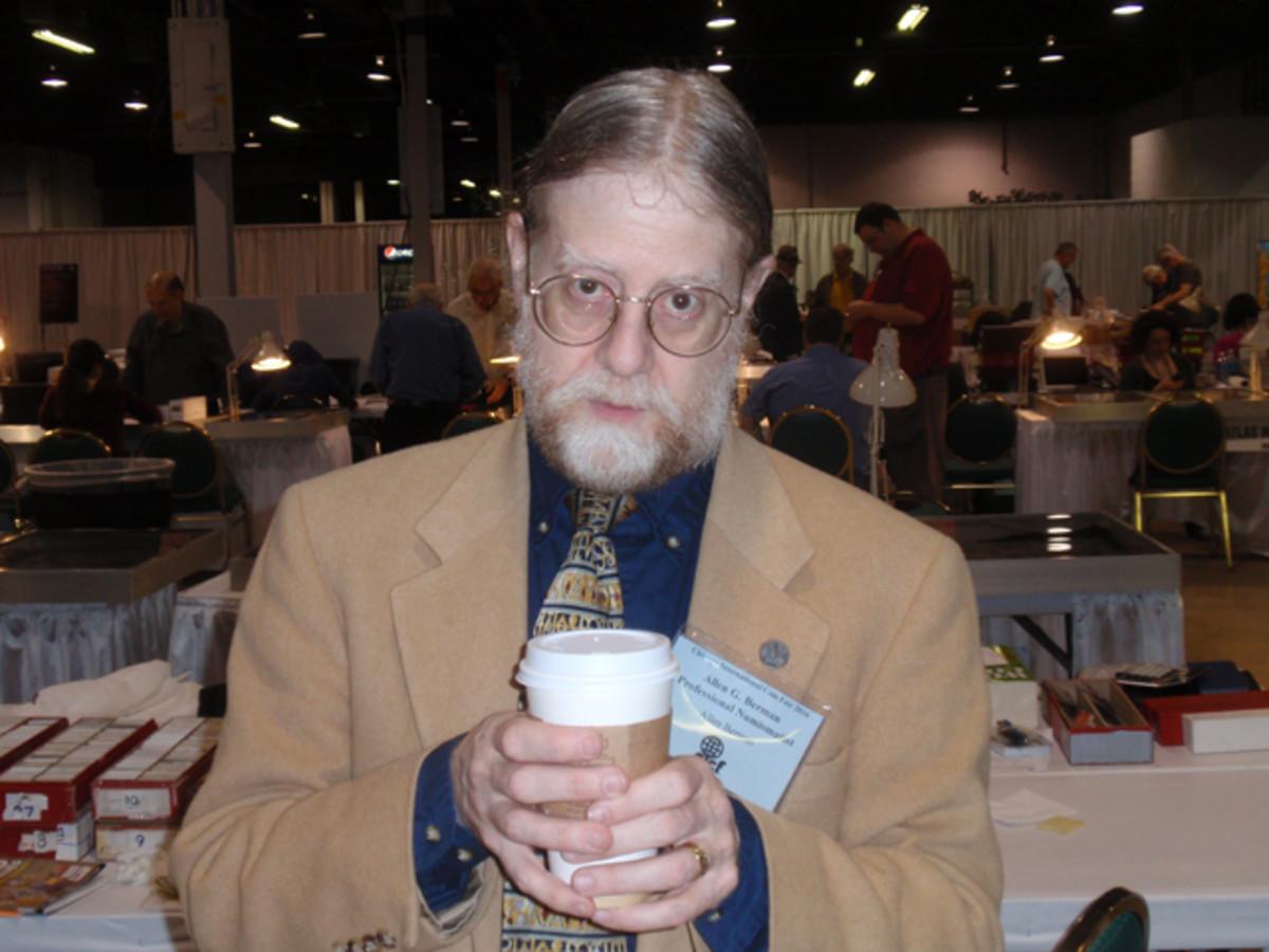 Allen Berman worked on raising his caffeine level Saturday