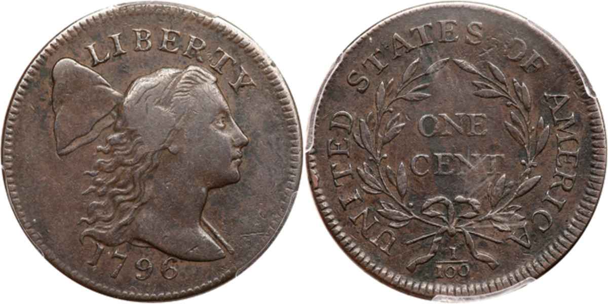 The rare coin had been kept in the seller's front jeans pocket.