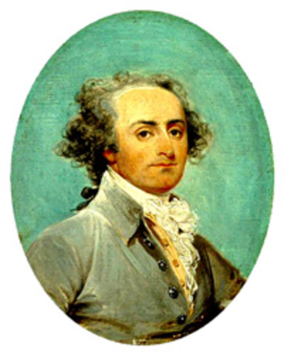 Joseph Ceracchi, who designed the 1792 half disme.