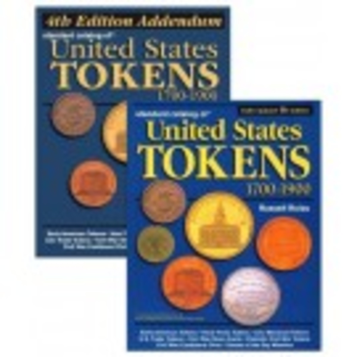 Get the most comprehensive catalog of United States tokens anywhere with this tokens download duo!