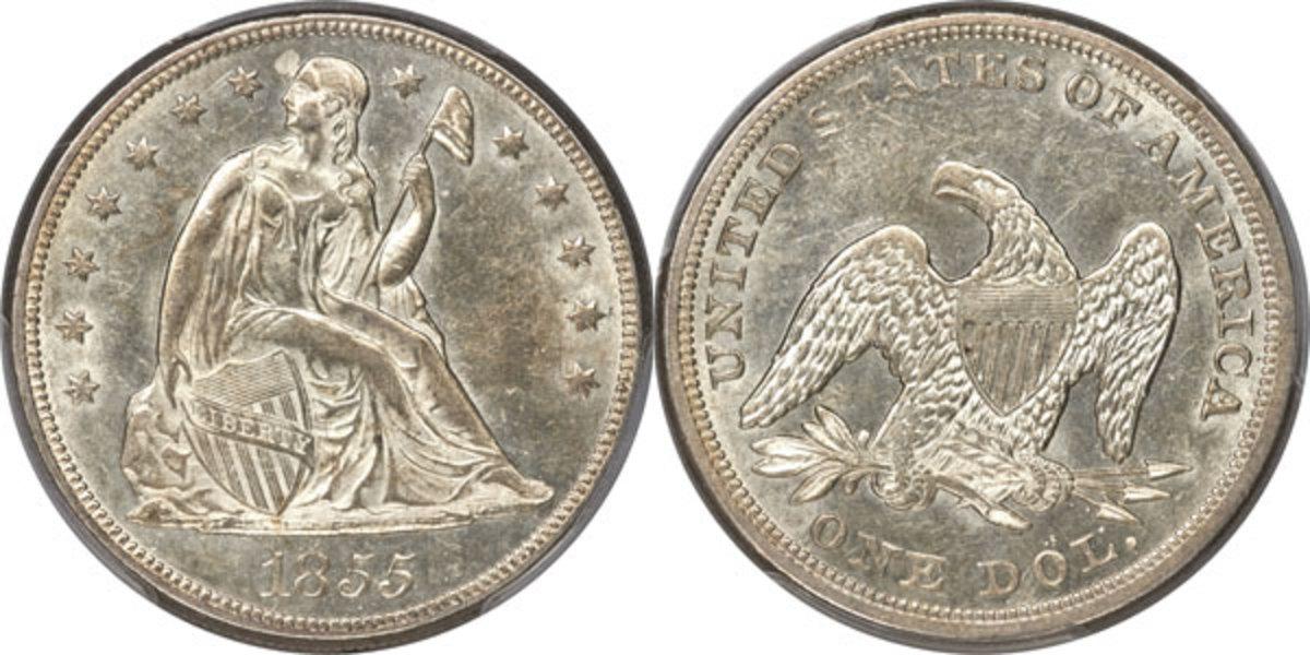 1855 Dollar