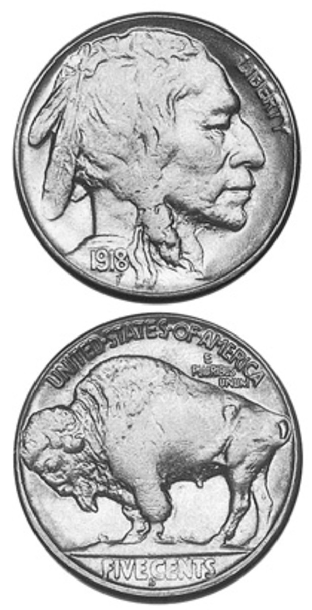 More available than expected in lower grades, tougher than expected in Mint State and rare in the highest grades, the 1918-S Buffalo nickel appeals to collectors on many different levels.