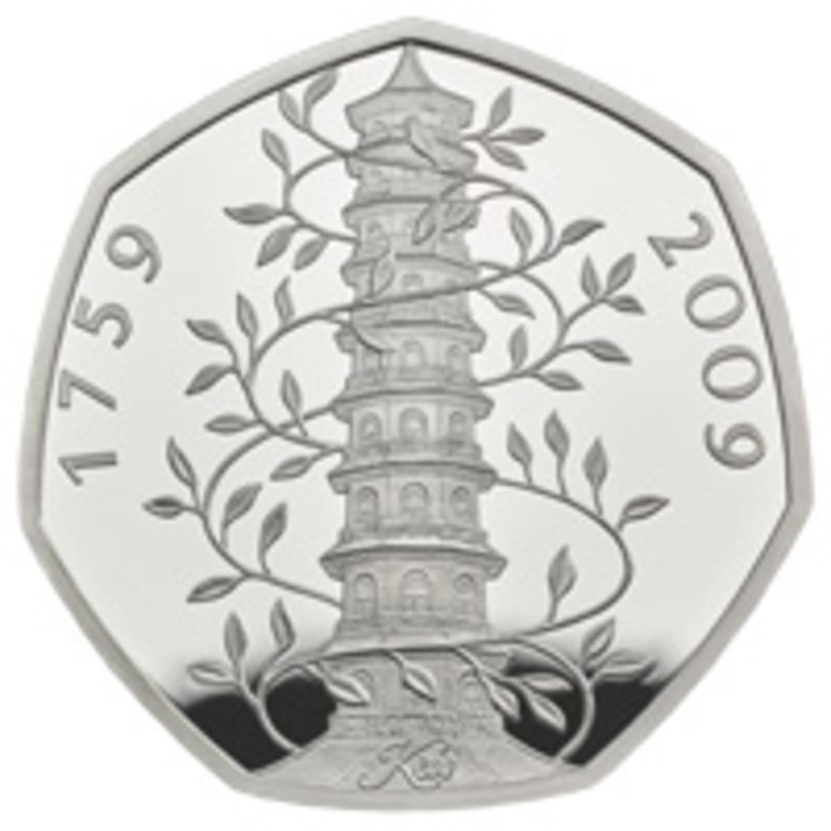 (Image courtesy & © The Royal Mint)